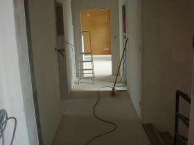 Montáž tepelného čarpadla, podlahové vytápění suchý systém - Rodinný dům Žirovnice 006