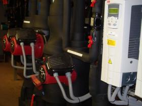 Izolace strojovny tepelných čerpadel 004