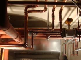 Montáž strojovny tepelných čerpadel - Žirovnice 027