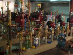 Montáž strojovny tepelných čerpadel - Žirovnice 041