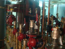Montáž strojovny tepelných čerpadel - Žirovnice 023