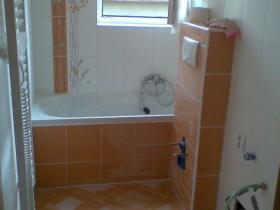 Rekonstrukce koupelny bytová jednotka Machnín 002
