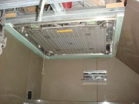 Montáž tepelného čarpadla, podlahové vytápění suchý systém - Rodinný dům Žirovnice 009