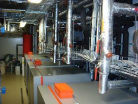 Izolace strojovny tepelných čerpadel 001