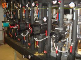 Izolace strojovny tepelných čerpadel 005