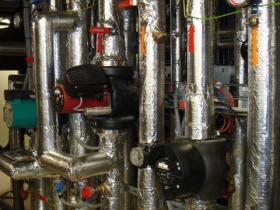 Izolace strojovny tepelných čerpadel 009
