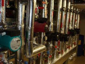 Izolace strojovny tepelných čerpadel 007