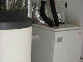 Montáž tepelného čerpadla 012
