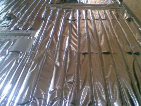 Podlahové topení suchý systém - Rodinný dům Vesec-2010 007
